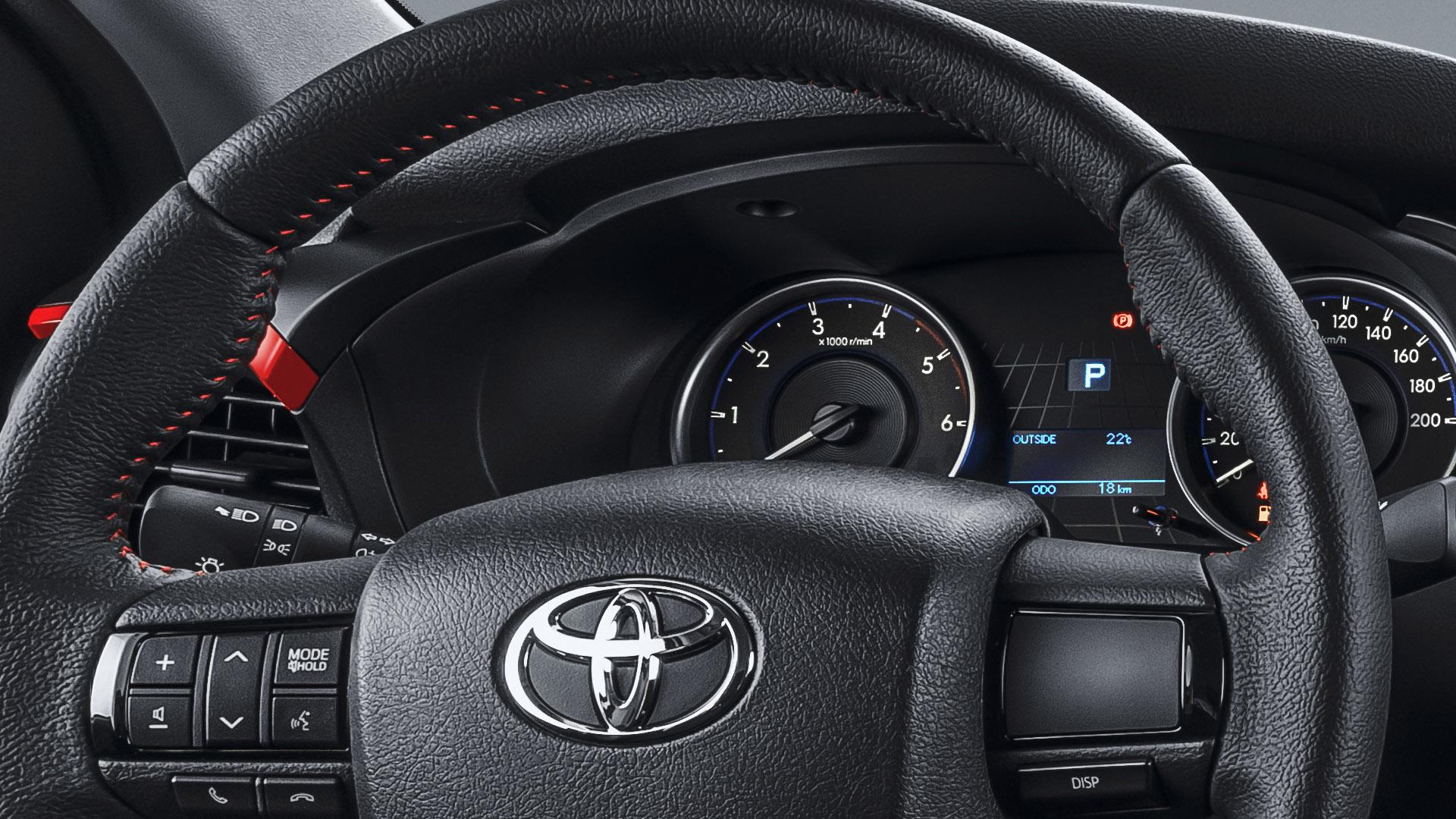 Toyota -Hilux