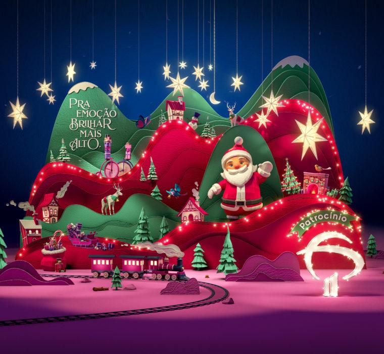 Bradesco Natal Luz Gramado