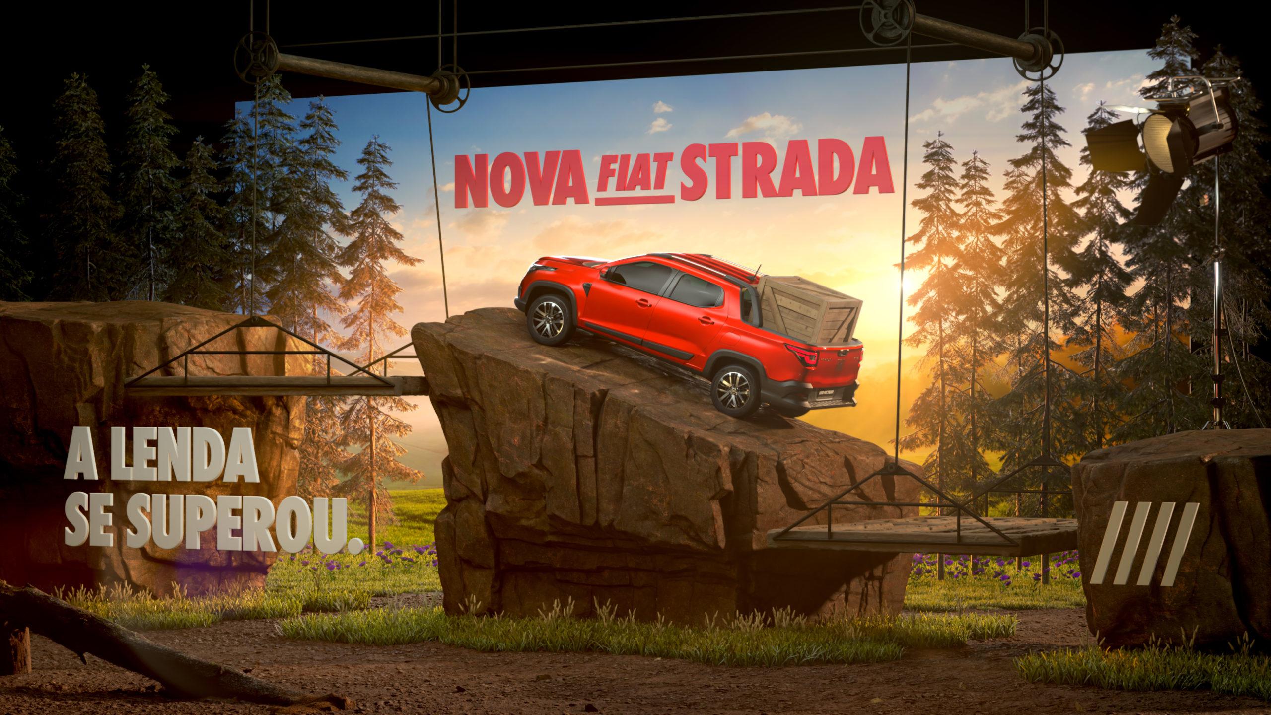 Nova Fiat Strada